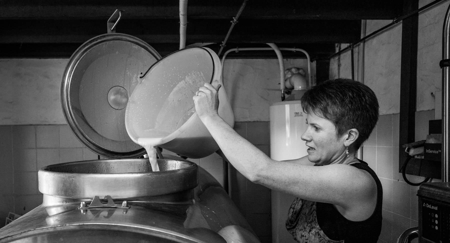 Comment on fabrique le fromage de chèvre au pays basque